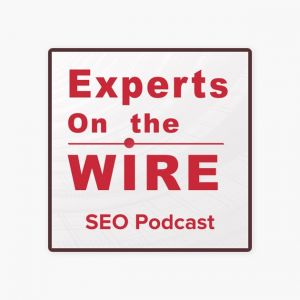 Experts on the Wire Podcast logo